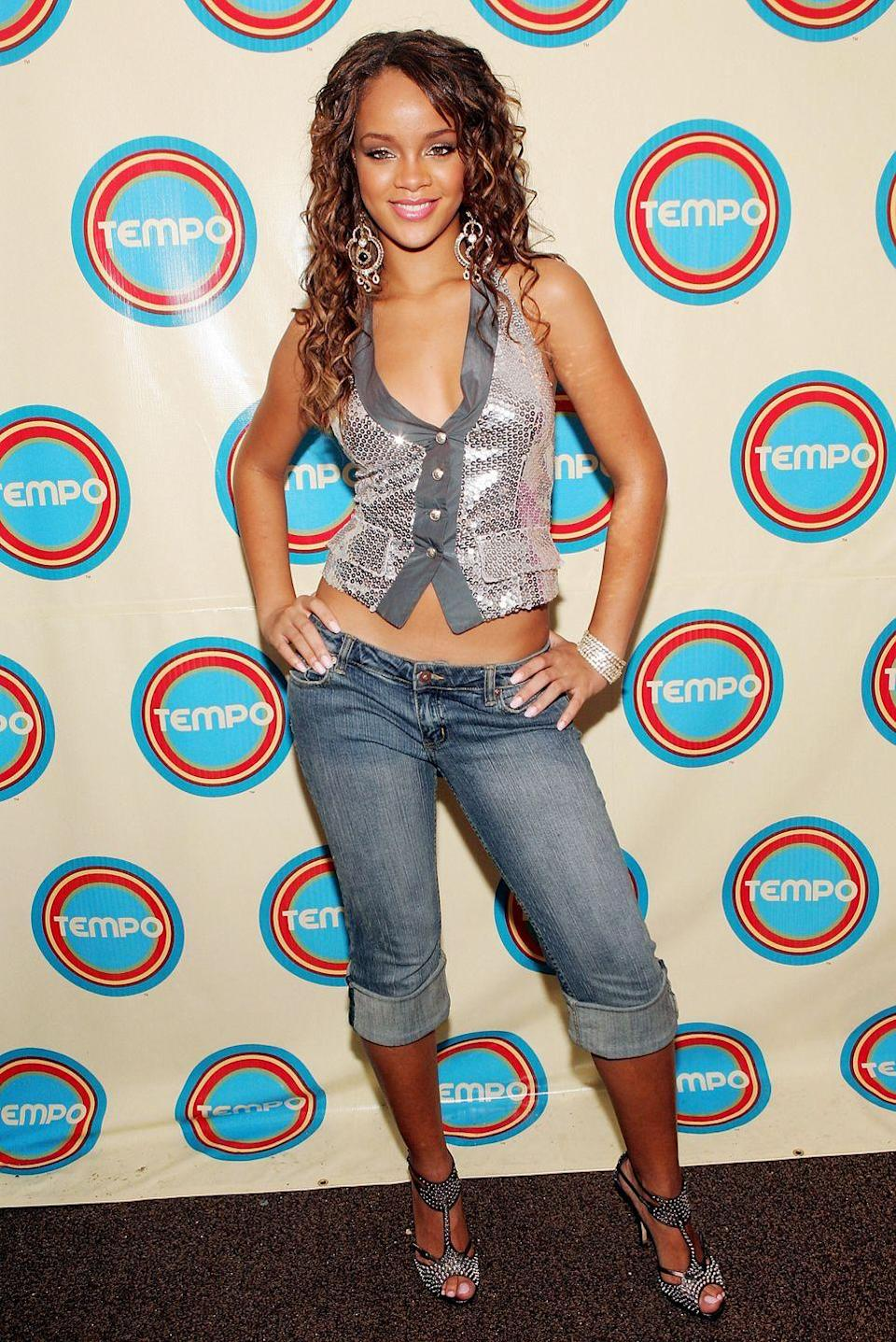 <p>Pedal pushers have been a trend were an on-and-off trend for many decades, but it's probably safe to say they're officially off. Cropped jeans? Sure, those are great! Pants that end exactly at your knee? No thanks.</p>
