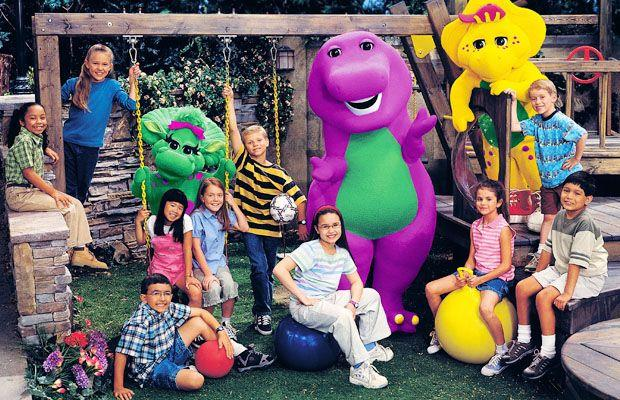 Never Forget That Selena Gomez And Demi Lovato Started Out On Barney Friends And It Was Awesome