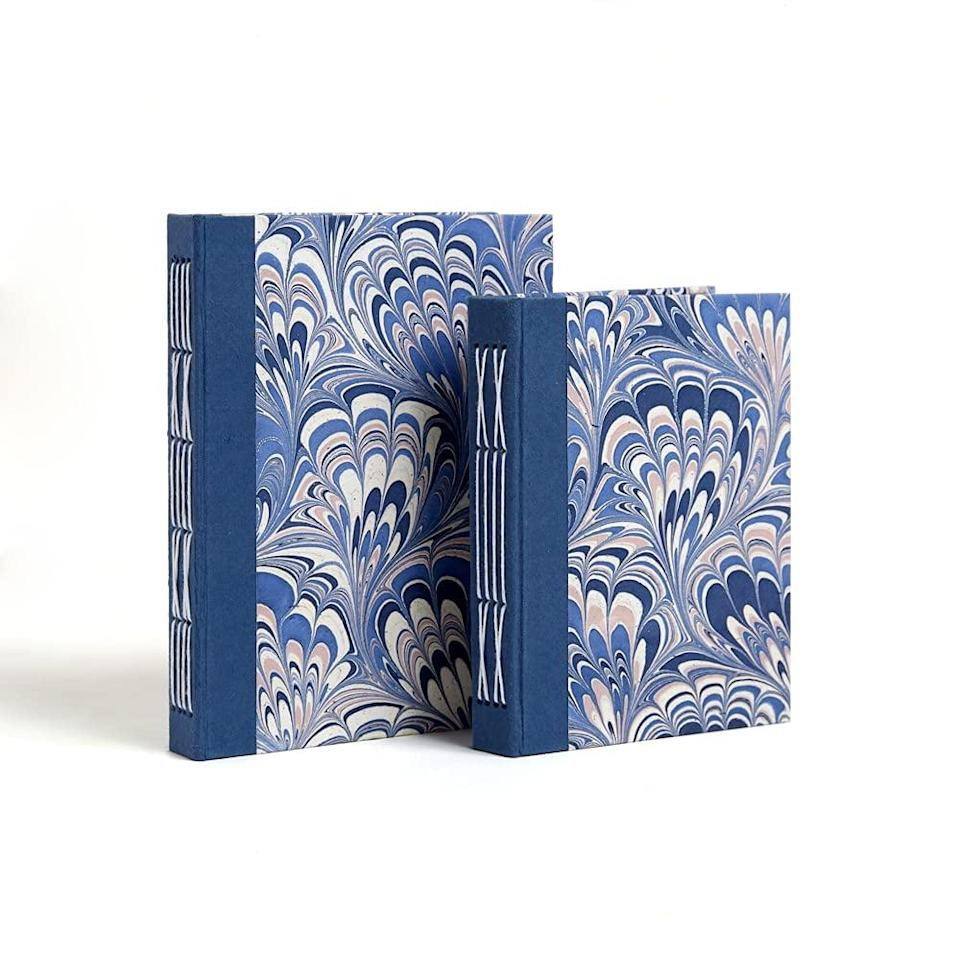 <p>This <span>Craft Boat Classic Handmade Journal With Exposed Binding</span> ($26) is stunning. If this doesn't make you want to journal, we're not sure what will.</p>