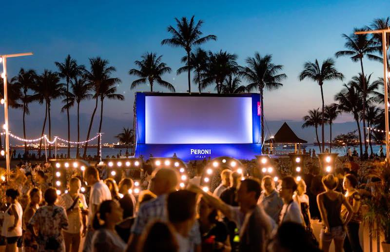Photo: Peroni Sunset Cinema/Facebook
