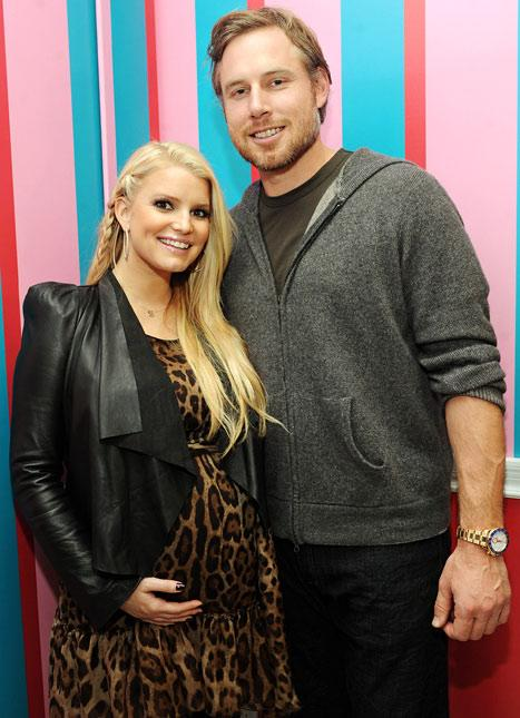 """Jessica Simpson and Eric Johnson: Daughter Maxwell """"Amazes"""" Us Every Day"""