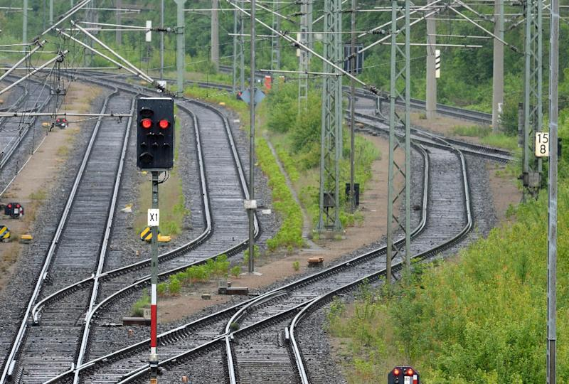 A red light from Deutsche Bahn for the controversial weedkiller, glyphosate