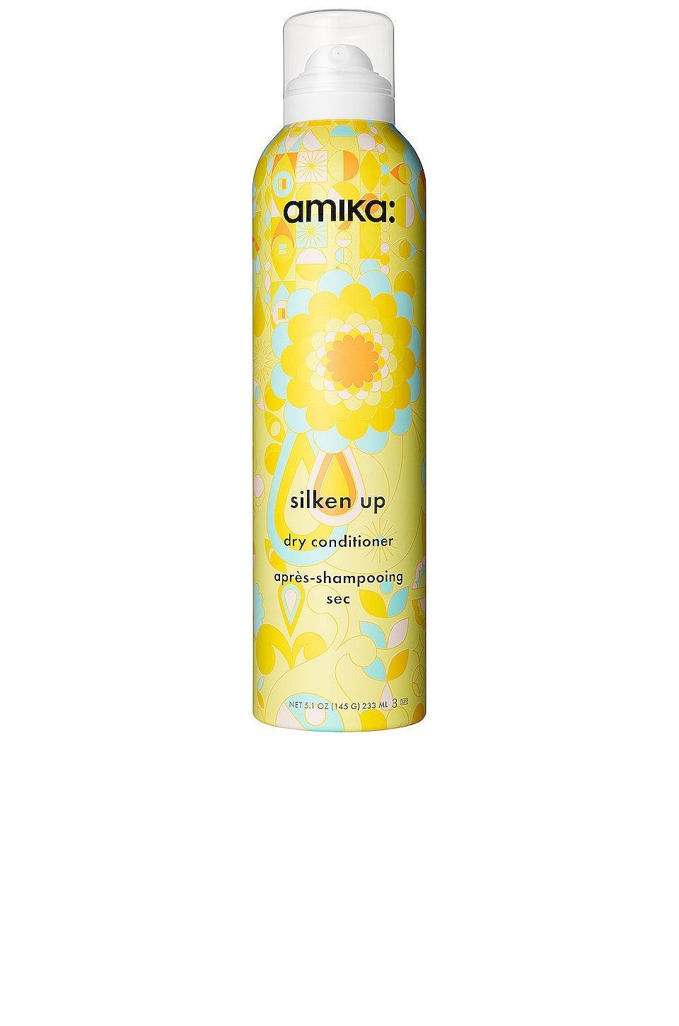 "<h3><strong>Amika</strong> Silken Up Dry Conditioner</h3> <br><strong>For Color-Treated Hair</strong><br><br>Ask any colorist how to best maintain your dye job and they'll just tell you to wash it less. Each wash can fade your color, but that doesn't mean you can't condition your hair between washes. This conditioner can be applied to dry hair to smooth, detangle, and moisturize.<br><br><strong>Amika</strong> Silken Up Dry Conditioner, $, available at <a href=""https://go.skimresources.com/?id=30283X879131&url=https%3A%2F%2Fwww.revolve.com%2Famika-silken-up-dry-conditioner%2Fdp%2FAIKA-WU81%2F"" rel=""nofollow noopener"" target=""_blank"" data-ylk=""slk:Revolve"" class=""link rapid-noclick-resp"">Revolve</a><br><br><br>"