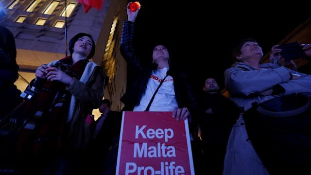 The country is the only one in Europe that outright bans abortion, but public perception is slowly shifting.