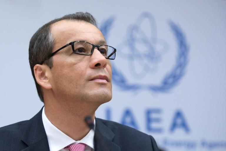 Cornel Feruta's visit comes after Iran took a series of steps away from the 2015 nuclear deal with world powers