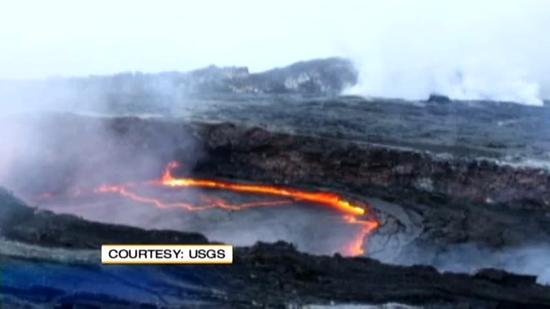 Kilauea volcano gets attention as researchers predict an eruption.