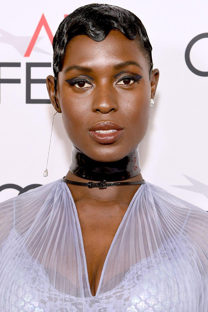 <p>Actress Jodie Turner-Smith stuns in an old-Hollywood-inspired pixie cut. </p>