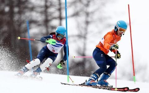 Great Britain's Menna Fitzpatrick strikes Paralympic gold in final day shock