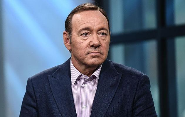 A second man has accused Kevin Spacey of harassing him in 2003. Source: Getty