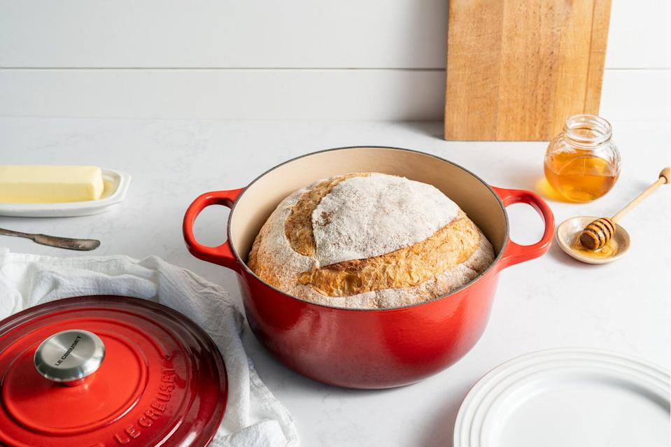 Homemade bread can now be yours. (Photo: Wayfair)