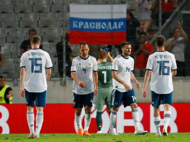 International friendlies: Russia slump to narrow defeat against Austria; Ghana register easy win over new-look Japan