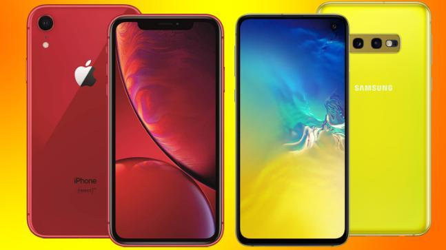 The Galaxy S10e is the most affordable variant of the Galaxy S10 series. Starting at $749, it is Samsung's answer to the Apple iPhone XR. We see which one is a better bet on paper.