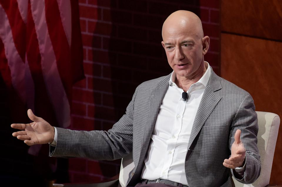 Jeff Bezos, who is greatly interested in innovation, is drilling a clock inside a mountain in West Texas. It is a '10,000 Year Clock' that will tick every year and cuckoo every 1000 years.