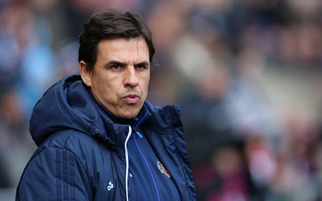 "Chris Coleman, the Sunderland manager, has admitted that nothing substantive will improve at the club until it has a new owner. Coleman was speaking partly in defence of chief executive Martin Bain, who was abused by angry supporters during the 2-0 home defeat to Brentford last weekend. The former Wales manager has failed to spark a revival at the Stadium of Light and the Black Cats remain in the bottom three in the Championship, having dropped out of the Premier League last May. But with owner Ellis Short desperate to sell up and concerned about the level of debt to such an extent that Sunderland have spent less than £2m on new players since relegation – despite selling Jordan Pickford to Everton for £30m last summer – Coleman claimed things are not going to improve quickly. Sunderland play Bolton Wanderers on Tuesday night with Coleman admitting he understands why supporters are so angry. ""If you're at a club like Sunderland where there is exceptional passion and a lot of supporters, they need people here who care about the club as much as them,"" said Coleman. ""Therein lies a problem. ""Obviously Ellis wants to sell the club, and they recognise that maybe his love for the club was yesterday. He wants to sell the club, that's common knowledge, so until we get someone that wants to turn a corner with it and love it, care for it and look after it…that's why you get the negativity. Things haven't quite gone to plan for Coleman at Sunderland Credit: GETTY IMAGES ""If the people here who do love the club don't think you feel the same way, then there's a problem. We know about all that, and the anger and frustration from everybody. ""Myself, Martin and the players have to accept that. We'll take that on the chin. But until we have a new owner with new ideas, we are where we are."" Coleman has only managed four league wins since he replaced Simon Grayson in November and is becoming increasingly exasperated by the situation. Short, though, is unlikely to be impressed by his comments. ""Do the other teams at the bottom have more fight than Sunderland? At the moment, over 90 minutes, you'd have to say yes,"" he added. ""I'm not going to hide that, it's a big concern. I've lost, fallen down and failed many times myself. I can handle that, but what really gets to me is the not competing and not standing up to the fight. That's the one thing that keeps me awake at night, and I don't think we've been doing it for the full 90 minutes in the last four games. ""If you look at the teams that are in and around us, then in the last four games, while they've also been losing, if you said to me that Sunderland had been showing more fight than them, then I couldn't agree with you. We haven't."""