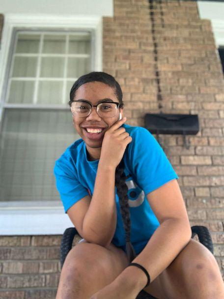PHOTO: Anaiya Allen, 19, of Washington, D.C., has been accepted to attend school in Louisiana however the coronavirus pandemic has forced her to delay her education for at least a year. (Anaiya Allen)