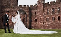 Ciara and Russell Wilson married at a castle in Cheshire, England, on Wednesday, July 6 — see their jaw-dropping official wedding album here!