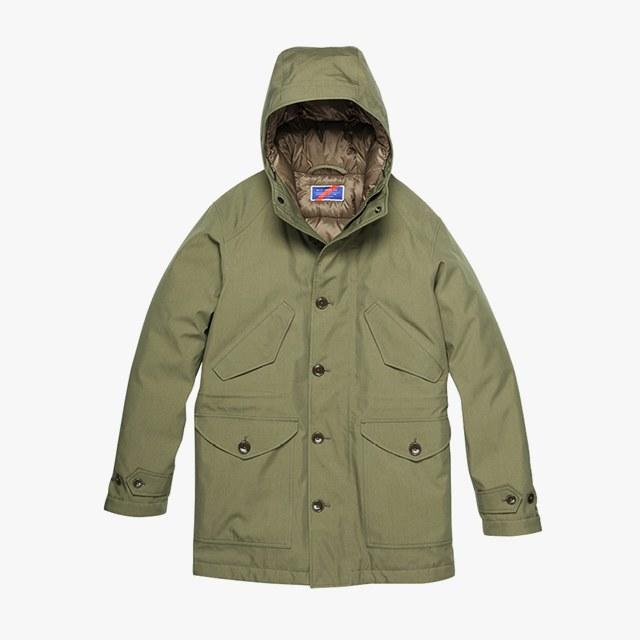 Best Made The 3L down parka, $1,198 bestmadeco.com