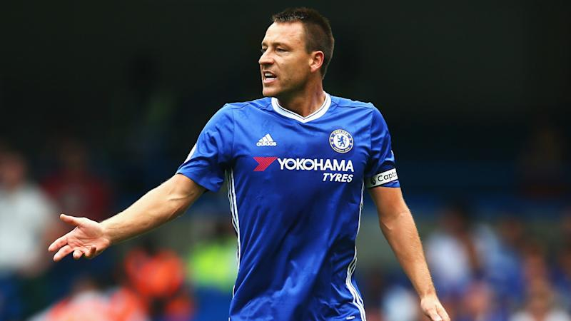 Swansea keen on move for Chelsea star John Terry if they survive