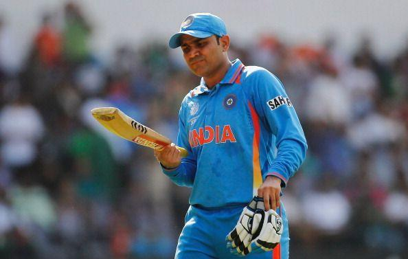 India v South Africa: Group B - 2011 ICC World Cup