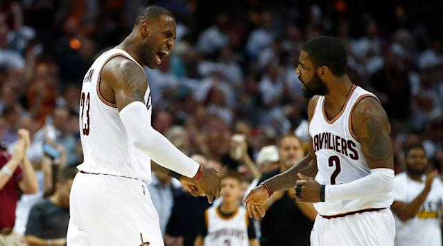 Cavaliers survive Game 1, edge Pacers 109-108