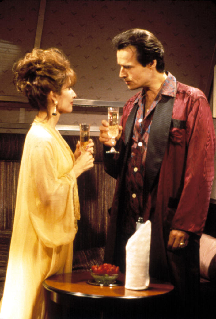 Susan Lucci, Nader, 'All My Children' - Credit: Everett Collection