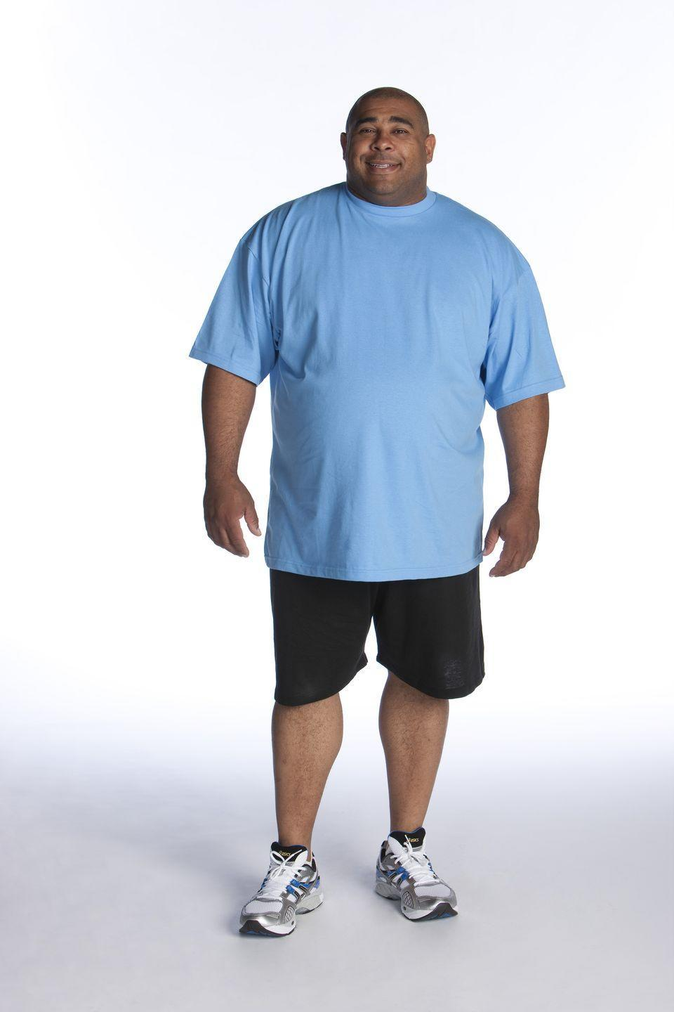 <p>Allen, who started at 325 pounds, went on the show because his weight was impacting his career as a firefighter. He also said he was worried that he wouldn't pass his next physical at work.</p>