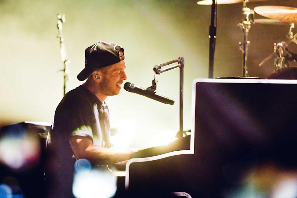 """<p>Ryan Tedder, like Sia, has a songwriting career offstage (he's in OneRepublic). Let's not forget he was standing onstage with Taylor Swift when she won Album of the Year in 2016 for <em>1989</em> as well as collaborating with <a href=""""https://www.cosmopolitan.com/entertainment/celebs/a33014066/adele-flirting-skepta-instagram-boyfriend-rumors/"""" rel=""""nofollow noopener"""" target=""""_blank"""" data-ylk=""""slk:Adele"""" class=""""link rapid-noclick-resp"""">Adele</a> on her song """"Remedy"""" from her album <em>25</em>. </p><p><strong>""""Sine From Above"""" by Lady Gaga ft. Elton John (2020): </strong>This is by far the craziest song Ryan has contributed to, led by the fearless Gaga herself (he's fully entered life on <em><a href=""""https://www.cosmopolitan.com/entertainment/music/a32618506/lady-gaga-painful-breakups-inspired-chromatica/"""" rel=""""nofollow noopener"""" target=""""_blank"""" data-ylk=""""slk:Chromatica"""" class=""""link rapid-noclick-resp"""">Chromatica</a>)</em>. </p><p><strong>""""Halo""""</strong><strong> by Beyoncé (2008):</strong> Just when we think he couldn't have written for anyone bigger, he wrote one of Beyoncé's most uplifting songs alongside her. Iconique.</p>"""