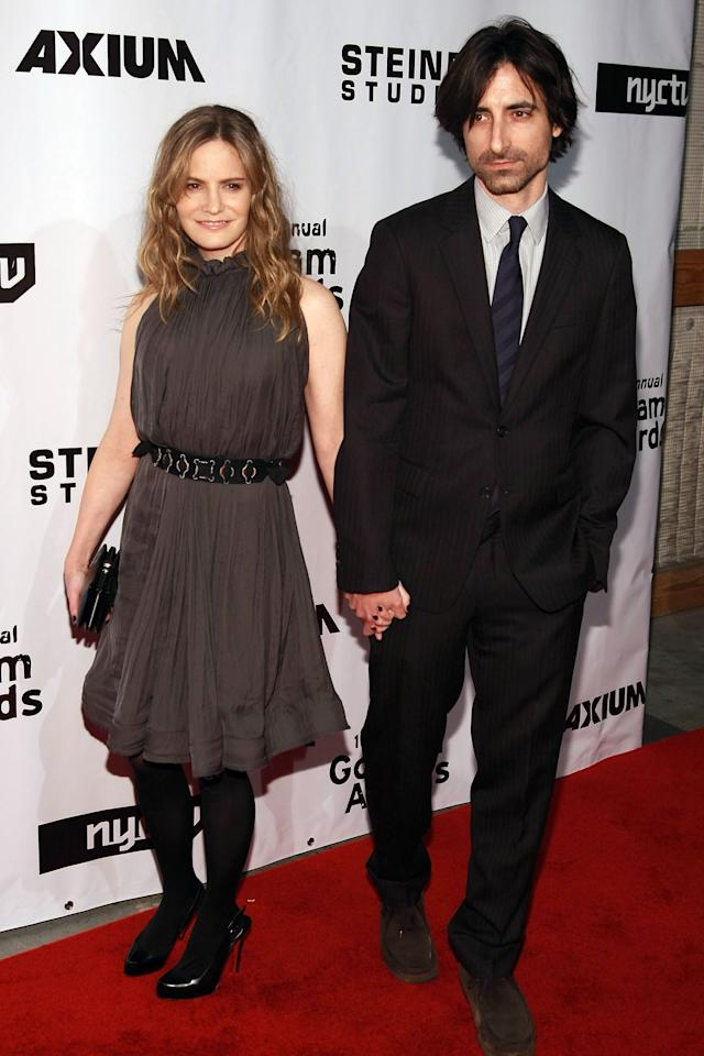 <p>Since 2005, Noah had been married to actress Jennifer Jason Leigh, but in Nov. of 2010, Leigh filed for divorce, soon after their son was born. </p>