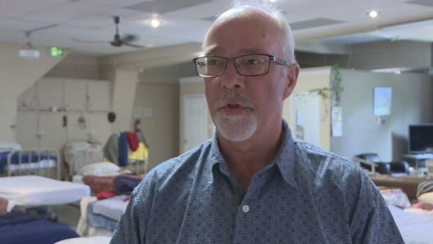 Warren Maddox, executive director of Fredericton Homeless Shelters, says council's close vote on whether to support a housing project indicates a shift.