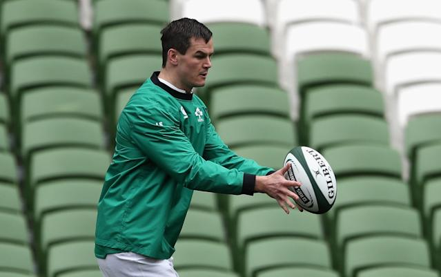 Jonathan Sexton believes Ireland have what it takes to beat England, but need to start producing it consistently: Getty