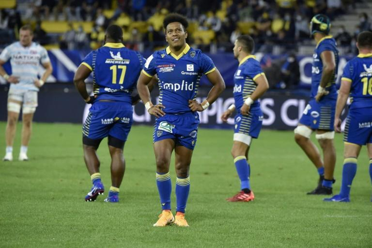 Japan's Kotaro Matsushima touched down for his first Clermont try in just his second appearance