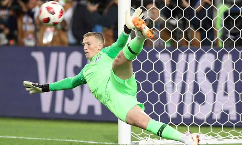 Playmaker Pickford recognises the limits of his footballing ability