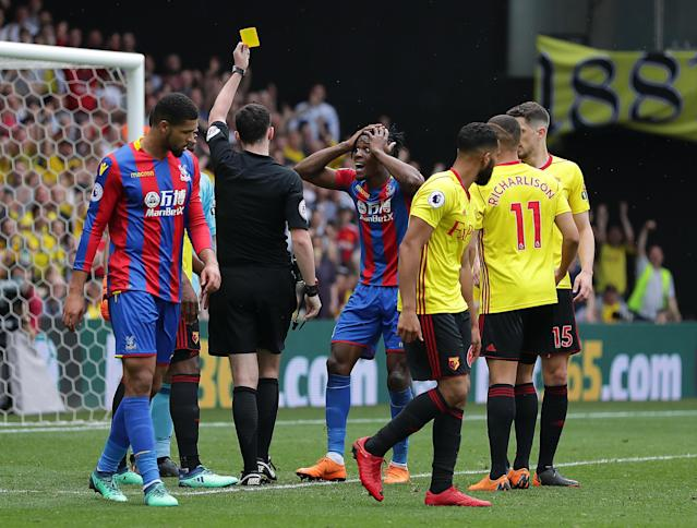 Crystal Palace vs Watford: Three things we learned