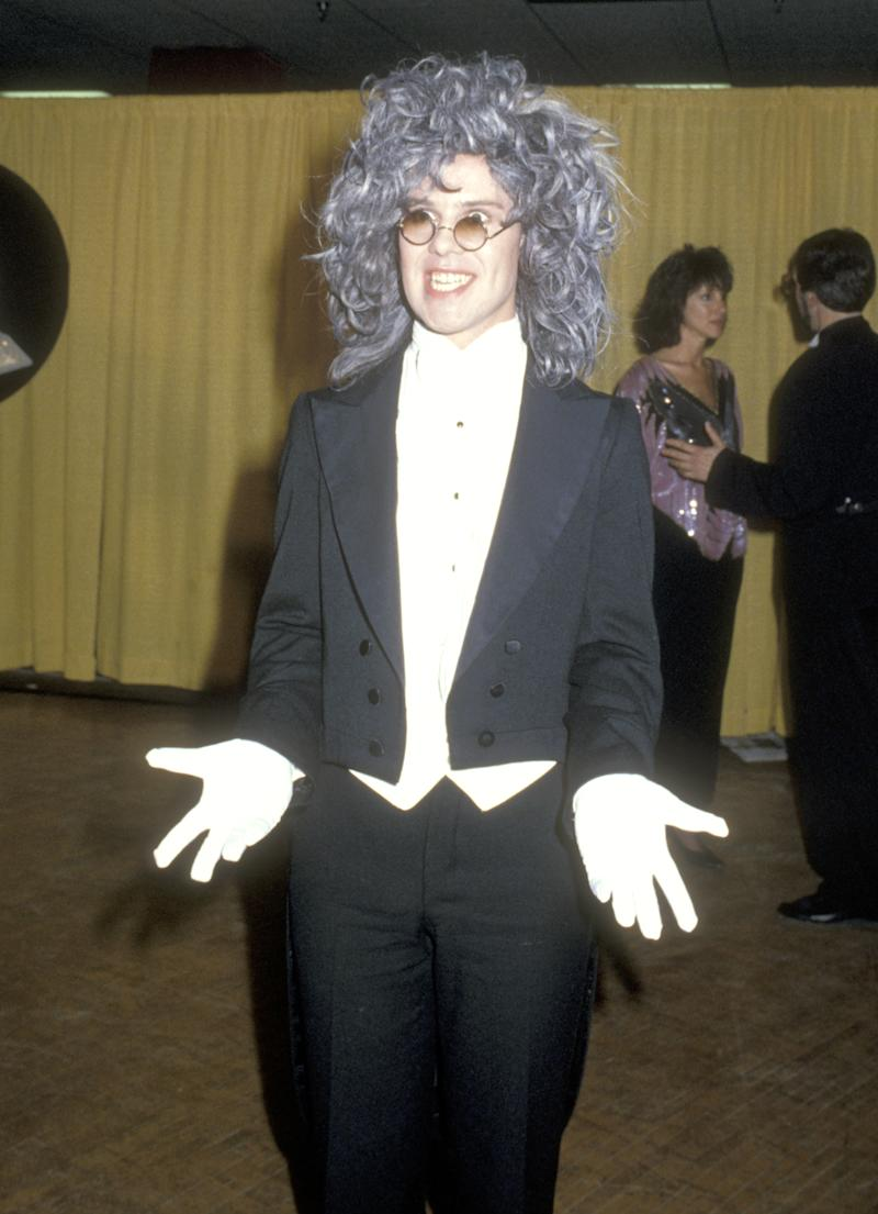 Thomas Dolby at the 1985 Grammy Awards. (Photo: Ron Galella, Ltd./Ron Galella Collection via Getty Images)