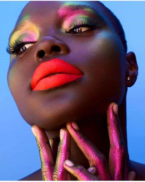"""<p>Don't mind me, just picking my jaw up off the floor after staring at this picture for a full 20 minutes. You will be totally awed by the reflective duo chrome eye shadows and highlighters from this cosmetics company, promise.</p><p><a class=""""link rapid-noclick-resp"""" href=""""https://www.chaosmakeup.com/products?page=2"""" rel=""""nofollow noopener"""" target=""""_blank"""" data-ylk=""""slk:SHOP NOW"""">SHOP NOW</a></p><p><a href=""""https://www.instagram.com/p/CBAgEQMpsz9/"""" rel=""""nofollow noopener"""" target=""""_blank"""" data-ylk=""""slk:See the original post on Instagram"""" class=""""link rapid-noclick-resp"""">See the original post on Instagram</a></p>"""