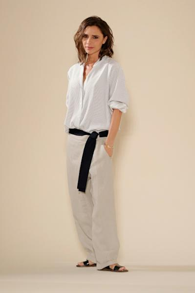 Although former pop singer Victoria Beckham is rail thin, her range for Target has gone out of its way to cater for women from extra small to a US plus size 3X