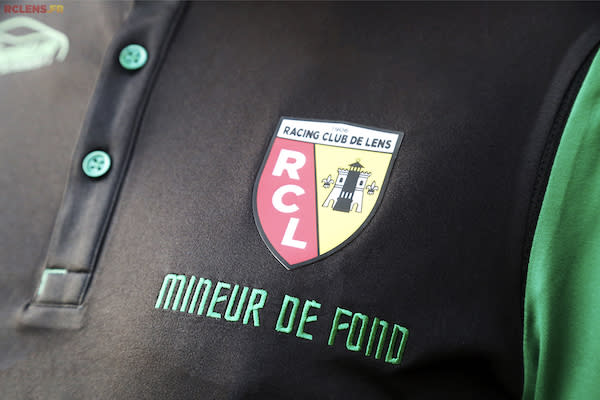 RC Lens maillot