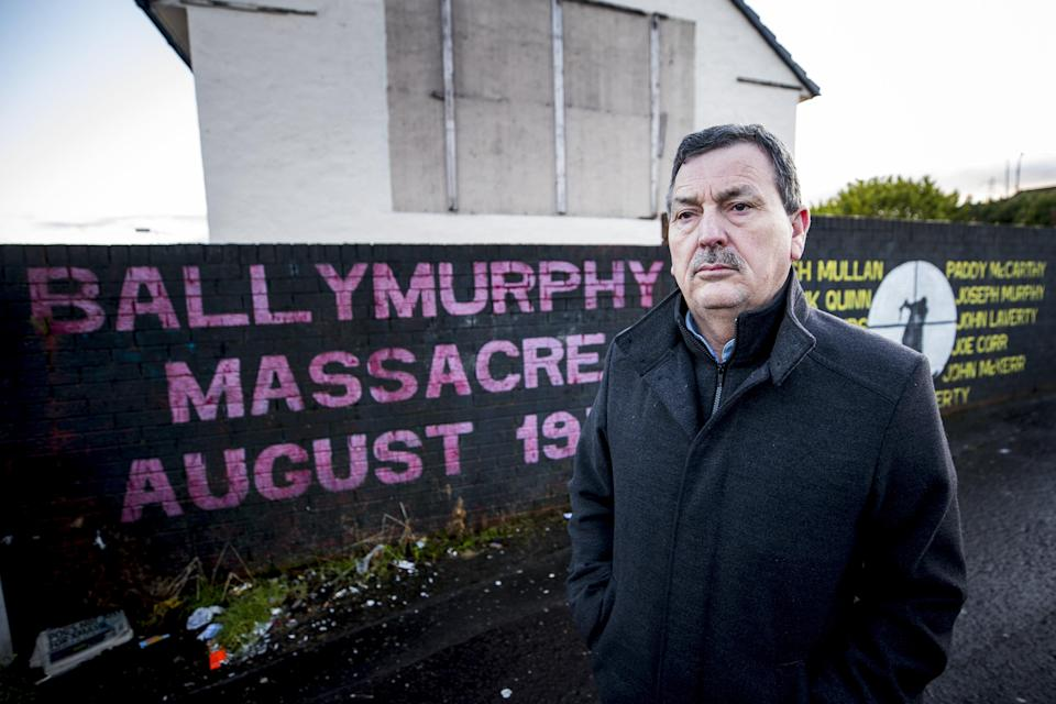 Ballymurphy inquest (PA Wire)