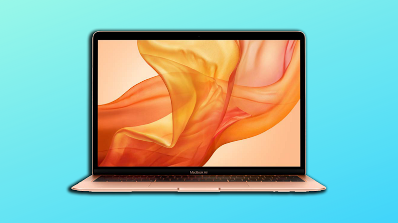 Save $200 on the newest Apple MacBook Air. (Photo: Amazon/Yahoo Lifestyle)