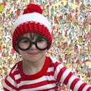 """<p>Following this blogger's lead, you can crochet your very own DIY Waldo hat—but a store-bought version would work just as well. Add a red-and-white striped shirt and thick black glasses, and you'll finally get to see Waldo without straining your eyes.</p><p><strong>Get the tutorial at </strong><strong><a href=""""http://www.repeatcrafterme.com/2012/10/waldo-crochet-hat-pattern-and-costume.html"""" rel=""""nofollow noopener"""" target=""""_blank"""" data-ylk=""""slk:Repeat Crafter Me"""" class=""""link rapid-noclick-resp"""">Repeat Crafter Me</a>.</strong></p><p><strong><a class=""""link rapid-noclick-resp"""" href=""""https://go.redirectingat.com?id=74968X1596630&url=https%3A%2F%2Fwww.walmart.com%2Fsearch%2F%3Fquery%3Dred%2Bstriped%2Bshirts&sref=https%3A%2F%2Fwww.thepioneerwoman.com%2Fholidays-celebrations%2Fg37014285%2Fbook-character-costumes%2F"""" rel=""""nofollow noopener"""" target=""""_blank"""" data-ylk=""""slk:SHOP RED STRIPED SHIRTS"""">SHOP RED STRIPED SHIRTS</a><br></strong></p>"""