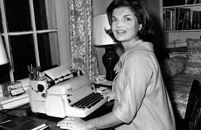 In the wake of the assassination of John F. Kennedy, the bereaved First Lady Jacqueline Kennedy struck up a close relationship with one of his most trusted friends. Source: Supplied