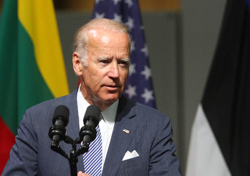 Vice President Biden says U.S. committed to North Atlantic Treaty Organisation obligations