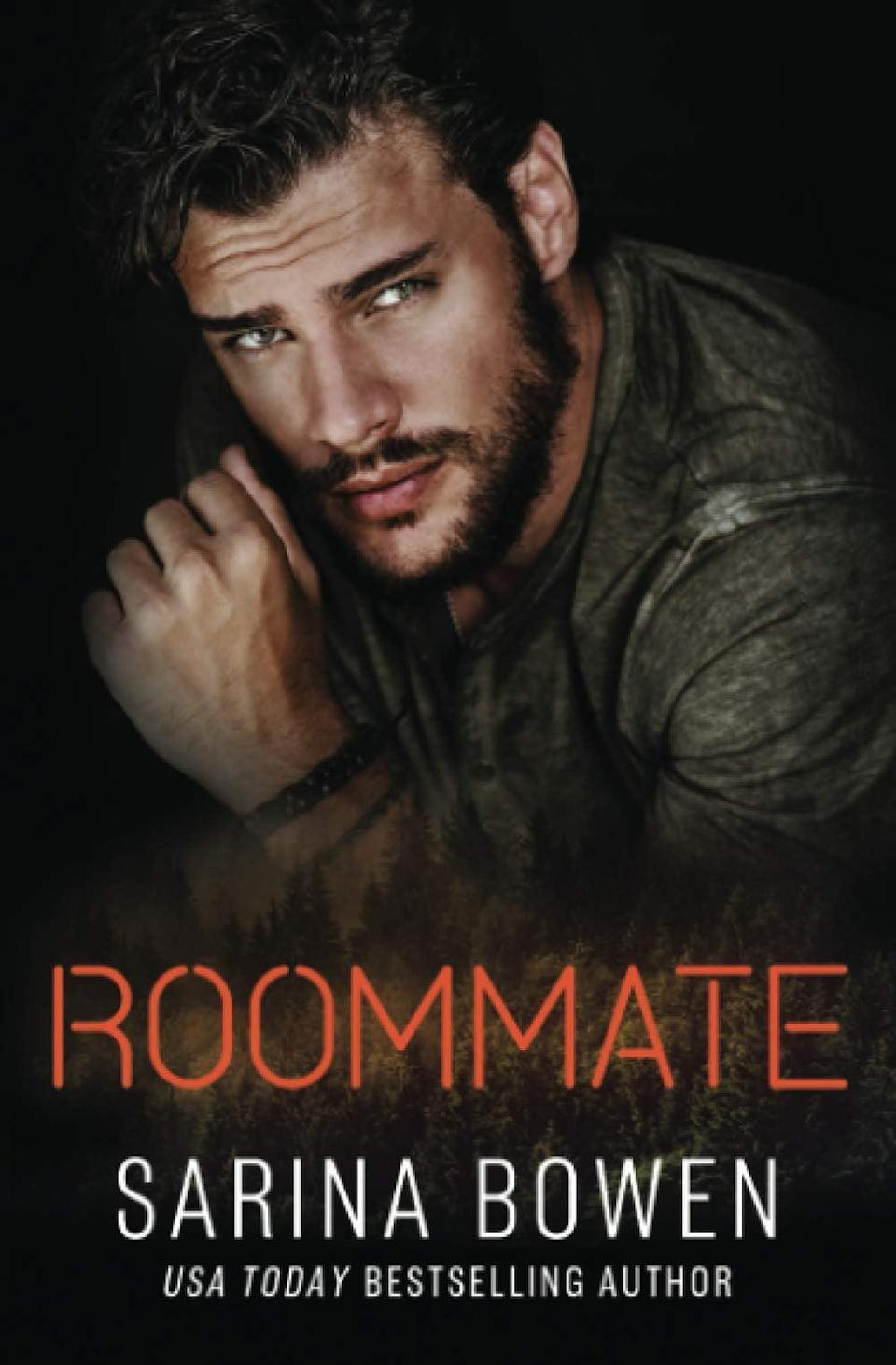 <p>Don't let the broody cover fool you, <span><strong>Roommate</strong></span> by Sarina Bowen isn't just steamy, it's also a warm-hearted romance between two men who are total opposites. Kieran is an actual lumberjack who is harboring secrets and guarding his heart. Roderick is a chatty baking enthusiet who is determined to get his roommate to open up, even if it means possibly being kicked out of their shared house - and as you might expect, sparks will definitely fly between these guys, no matter how hard they resist their mutual attraction. </p> <p><em>Jan. 12</em></p>