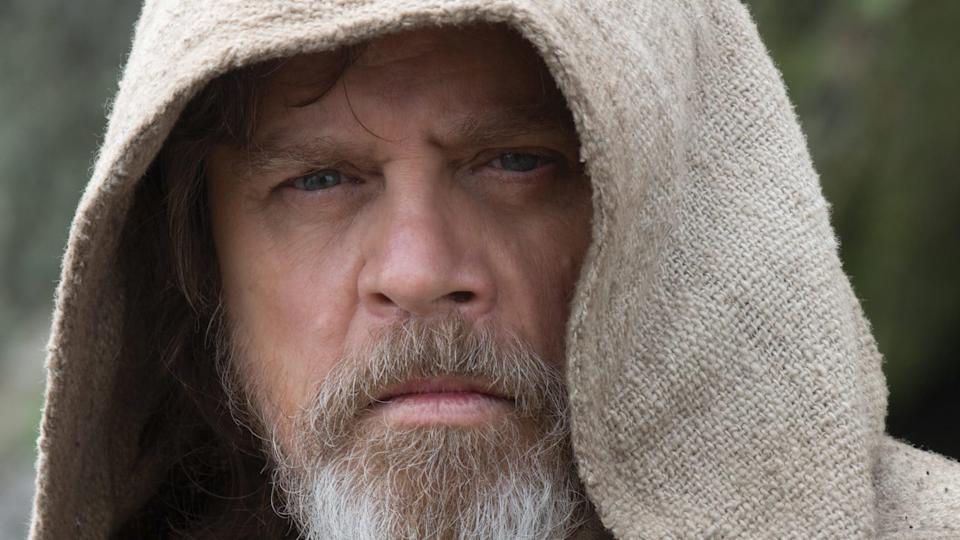 Hamill as Skywalker (Credit: Lucasfilm/Disney)