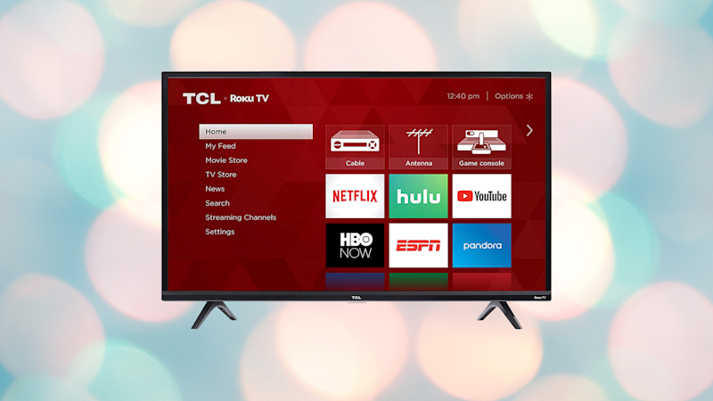 """This is the perfect Father's Day gift for your dad's """"man cave""""—save nearly 15 percent. (Photo: TCL)"""