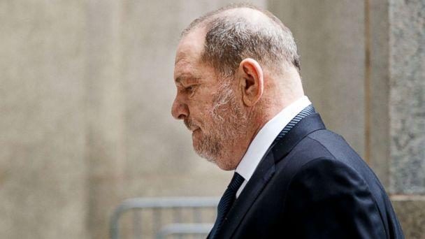 PHOTO: Former movie producer Harvey Weinstein arrives to State Supreme Court for a hearing in his sexual assault case in N.Y., Oct. 11, 2018. (Justin Lane EPA via Shutterstock)