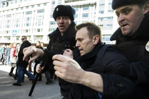 Alexei Navalny: Russian crusader who took on Putin