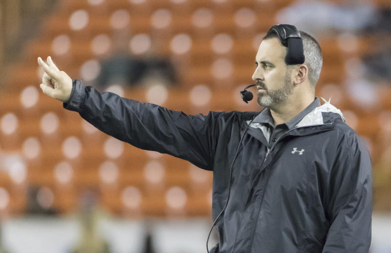 University of Hawaii coach Rolovich accuses Oregon State with tampering