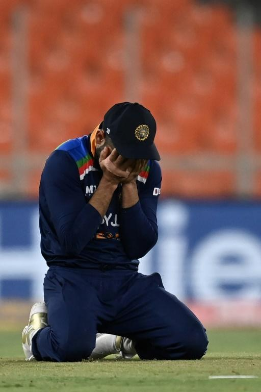 Kohli was disappointed with his side's fielding effort