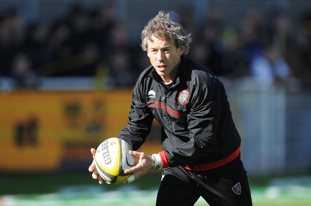 Diego Dominguez saw his first game in charge of RC Toulon end in a 28-23 defeat against promoted Bayonne on August 21, 2016 (AFP Photo/Xavier Leoty)